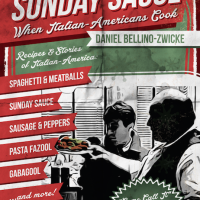 Catherine Scorsese Makes Sunday Sauce